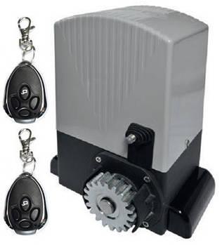 Комплект привода для откатных ворот до 1000 кг- ASL1000KIT