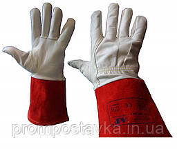 Перчатки сварщика, XL, TIG