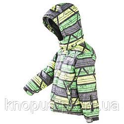 Зимова термокуртка для хлопчиків в клітку, Pidilidi