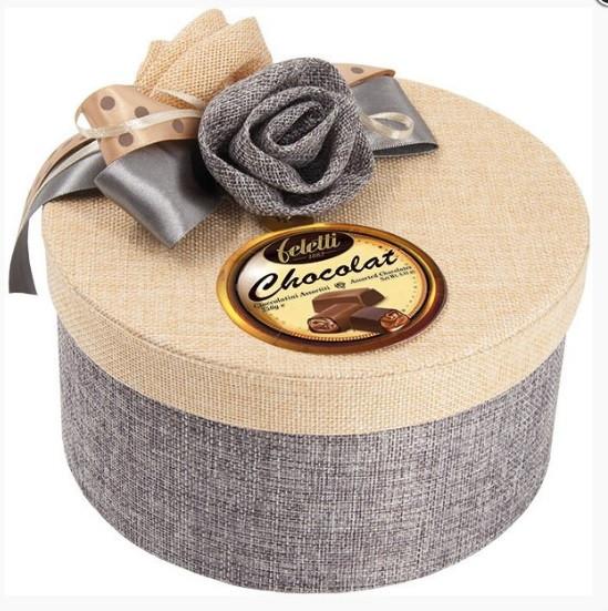 Конфеты шоколадные Feletti Chocolat Assorted 250 г Италия