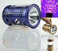 Кемпинговый светильник-фонарь MAGIC COOL CAMPING LIGHTS SH-5801 Black