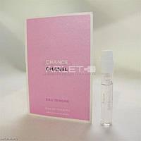 Chanel Chance Eau Tendre - туалетная вода (Оригинал) 2ml (пробник)