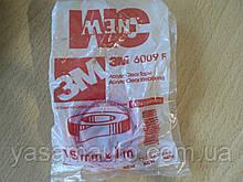 Скотч 3M 15мм х 1м двухсторонний автомобильный прозрачный Германия лента 3М для авто