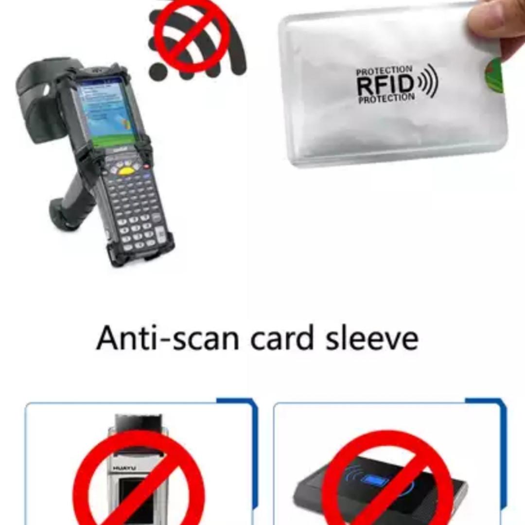 Захисти свої гроші! RFID захист банківських карт від злому! 100% гарантія.