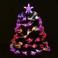 Искусственная ёлка светящаяся С 29330 (12) 60см, 55 веток, фото 1