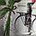 """Постельное бельё с простыней на резинке двуспальное 180х220 (13929) хлопок """"Ранфорс"""", фото 4"""