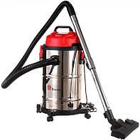 Профессиональный промышленный пылесос Domotec MS-4413 строительный пылесос для сухой уборки 2000 Вт