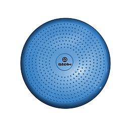 Гимнастический диск балансировочный, массажный 34 см Stein для дома и спортзала с нагрузкой до 120 кг