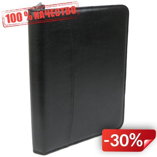 Папка деловая из искусственной кожи Exclusive Черный (710600)