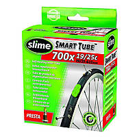 Антипрокольная камера с жидкостью для велосипеда 700 x 19 - 25 PRESTA, Slime