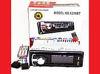 Pioneer 6298BT ISO - MP3+FM+2xUSB+SD+AUX + BLUETOOTH, фото 1