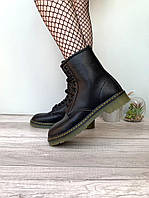 Dr.Martens JADON ботинки кожаные женские ЗИМНИЕ мартенс