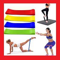 Набор резинок для фитнеса 5 резинок, фото 1