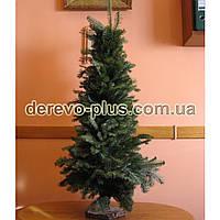 Новогодняя елка  (ветки ели, вязанные)  70-90см