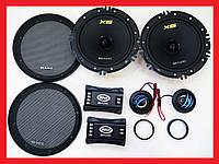 16см BM Audio F-628-X6 (250W) 2х полосные компонентные, фото 1