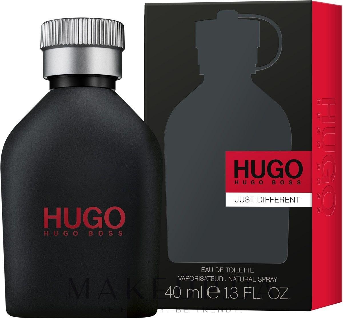 Мужской аромат Hugo Boss Just Different