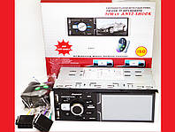 Pioneer 4064T ISO - Сенсорный экран 4,1''+ RGB подсветка + DIVX + MP3 + USB + Bluetooth + AV-in, фото 1