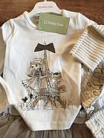 Детский костюм юбка реглан бомбер для девочки Праздничный, Лето, 3-4 года