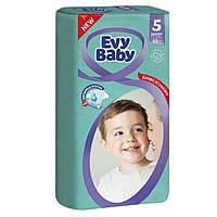 Evy Baby підгузники дитячі Elastic 5 (11-25кг) 48шт Junior