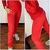 Вязаные теплые штаны женские 42-44 (в расцветках), фото 5