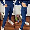 Вязаные теплые штаны женские 42-44 (в расцветках), фото 9