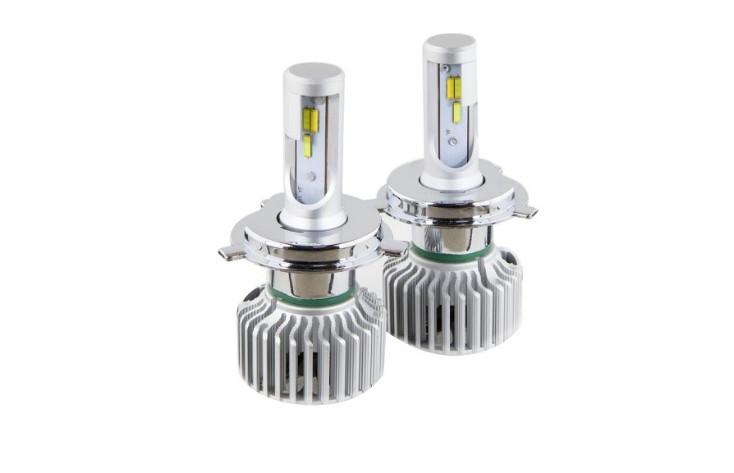 Светодиодные лампы Sho-Me W1.1 H4 26W (P450066)