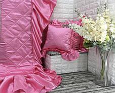 "Комплект покрывало+2 подушки ""Барби"", фото 2"