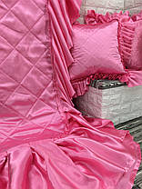 "Комплект покрывало+2 подушки ""Барби"", фото 3"