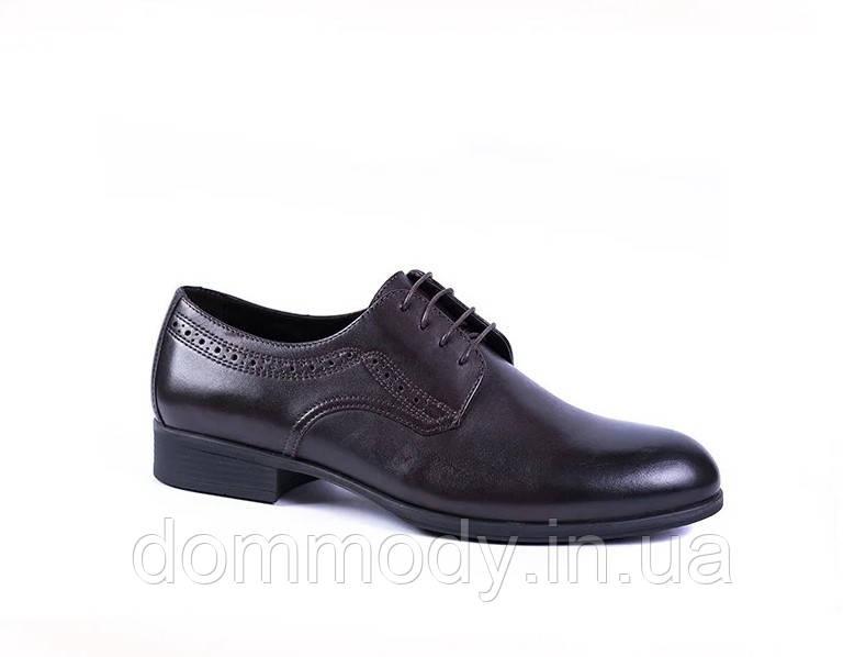 Ботинки мужские из кожи Jeri