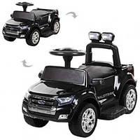 Толокар-машина AL Toys Ford Ranger Black (KP01)