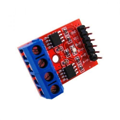 Драйвер Двигателя 2-Кан H-Мост L9110S Для Arduino