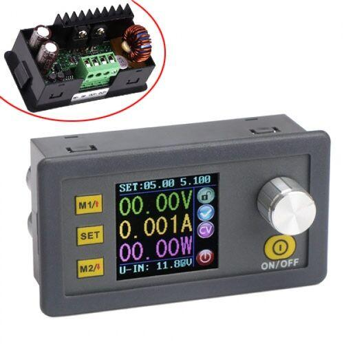 Источник Блок Питания Понижающий Dc-Dc Программируемый 0-50В 5А Dp50V5A