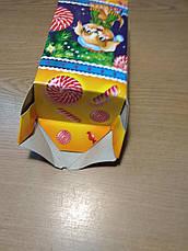 Картонная упаковка, Конфета новогодняя Рождественский Ангел, до 200г, мелкий опт, фото 3