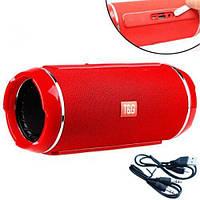 Колонка Портативная Bluetooth T&g Tg116, Usb Microsd