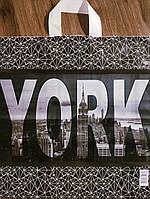 """Пакет плотный с петлевой ручкой """"York"""" 36х41 см. 25шт."""