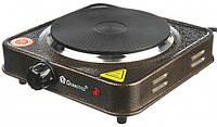 Электроплита настольная Domotec MS-5821 1 конфорка дисковая 1000W (2_005735)