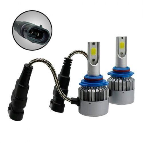 Лампы Светодиодные Автомобильные C6 Hb4 9006 12В 72Вт 7600Лм