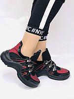 Хіт! Молодіжні кросівки високої якості.Натуральна шкіра.Туреччина Dakota.р.37.38.39. Vellena, фото 3