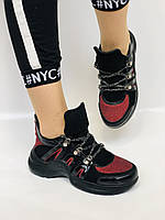 Хіт! Молодіжні кросівки високої якості.Натуральна шкіра.Туреччина Dakota.р.37.38.39. Vellena, фото 6