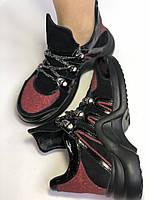 Хіт! Молодіжні кросівки високої якості.Натуральна шкіра.Туреччина Dakota.р.37.38.39. Vellena, фото 7
