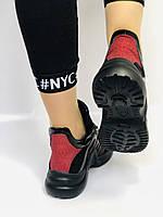 Хит! Молодежные кроссовки высокого качества.Натуральная кожа.Турция Dakota.р.37.38.39. Vellena, фото 9