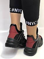 Хит! Молодежные кроссовки высокого качества.Натуральная кожа.Турция Dakota.р.37.38.39. Vellena, фото 10
