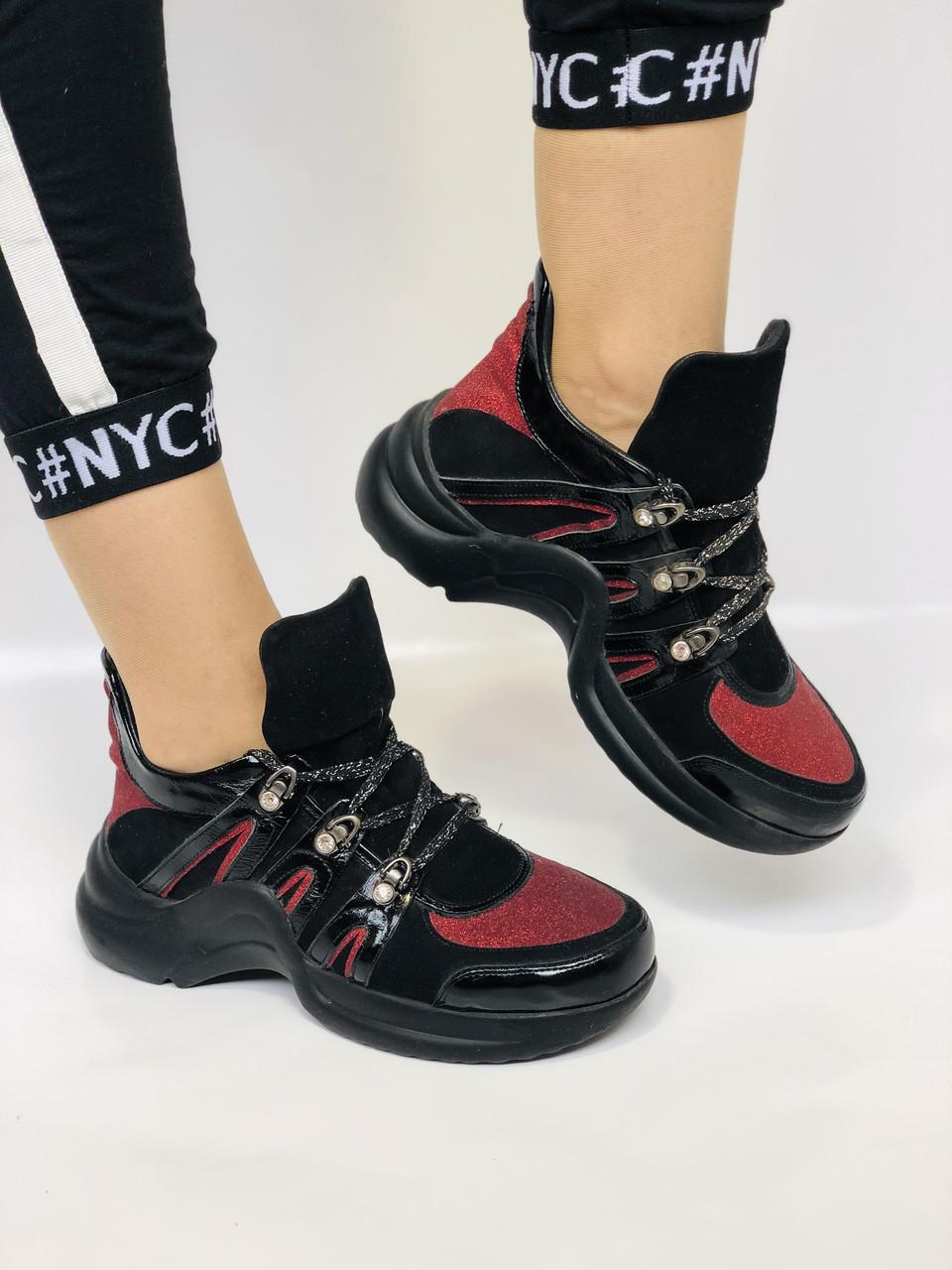 Хіт! Молодіжні кросівки високої якості.Натуральна шкіра.Туреччина Dakota.р.37.38.39. Vellena