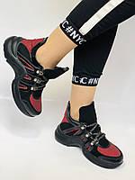 Хіт! Молодіжні кросівки високої якості.Натуральна шкіра.Туреччина Dakota.р.37.38.39. Vellena, фото 2