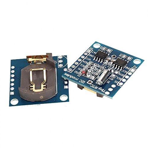 Модуль Часы Реального Времени Ds1307 Для Arduino