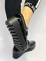 Женские туфли на платформе. Натуральная лакированная кожа. Турция. Mario Muzi. Р. 36.37.38., фото 10