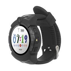 Дитячий смарт-годинник ERGO GPS Tracker C010 Blaсk