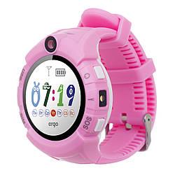 Дитячий смарт-годинник ERGO GPS Tracker C010 Pink