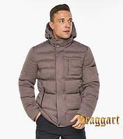 Воздуховик Braggart Angel's Fluff   Мужская зимняя куртка пепельная