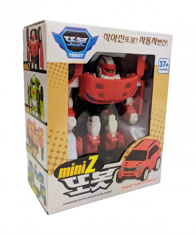 "Робот-трансформер ""Тобот mini Z"" 2238Z"